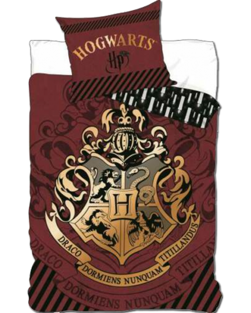 Harry Potter Single Duvet Cover Set