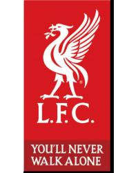 Liverpool LFC Beach Towel Cotton
