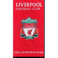 Liverpool FC Beach Towel Microfibre