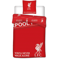 Liverpool FC Single Duvet Cover Set