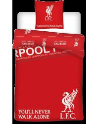 Liverpool FC Single Duvet Cover Set