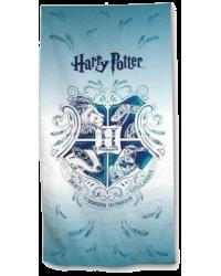 Harry Potter Hogwarts Blue Beach Towel Cotton