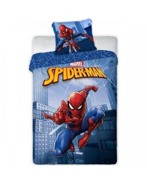 Spiderman Single Bed set Spider man Duvet Set Reversible cover bedding Type 3
