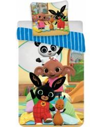 Bing & Friends Bedding set Toddler Reversible Duvet Cover Pillow Cotton style 4