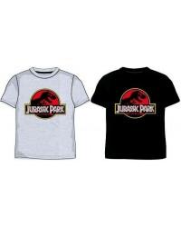 Jurassic Park Adult size T-shirt Black or Grey S,M,L,XL