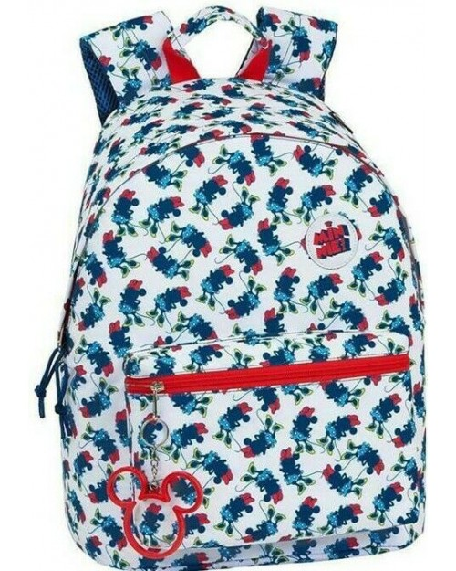 Minnie Mouse Back Pack Rucksack Hold all School Bag Holiday Bag Large