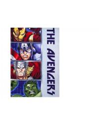 The Avengers Fleece Blanket 90 x 120cm Thor Iron Man Hulk Captain America