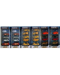 Diecast Cars Teamsterz cars Street Machines Pack of 5 Cars