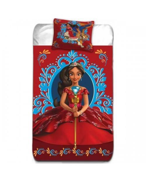 Elena of Avalor Single Bedding Disney Princess Red