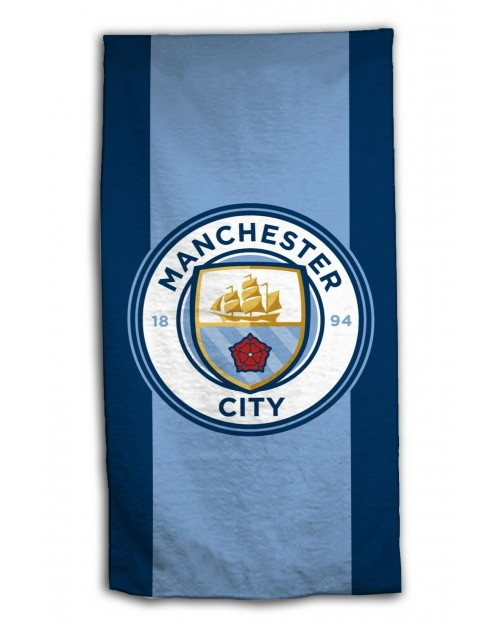 Official Authentic MAN CITY Manchester City Football Club Beach Towels poncho