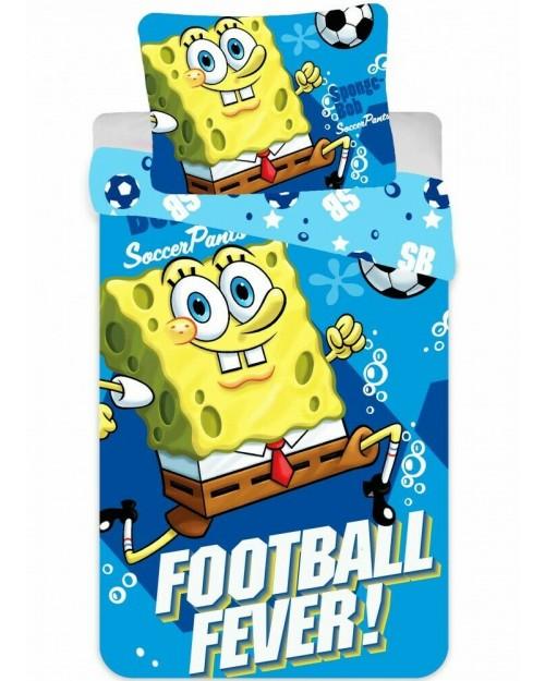 Spongebob Square Pants Footbal Fever Toddler bedding set Duvet & pillowcase