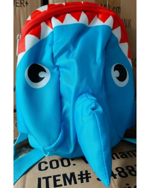 Shark Bag with reins Backpack