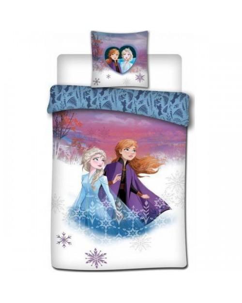 Frozen 2 Official Bedding Single Reversible Cover & Pillow Duvet cover disney 7
