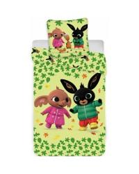Bing & Friends Bedding set Toddler Reversible Duvet Cover Pillow Cotton style 5