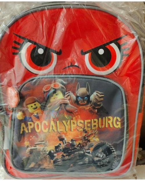 Logo Apocalypseburg backpack Childs school bag Hold all Kids bag Holiday bag
