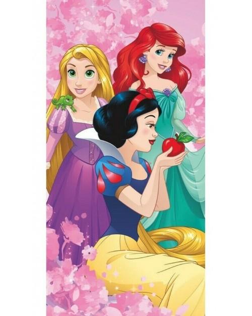 Disney Princesses Beach Towel Swimming Holiday 70 x 140cm kids apple