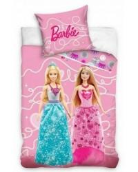 Barbie Pink two princesses Bedding Single Princess Cover & Pillow Duvet cover