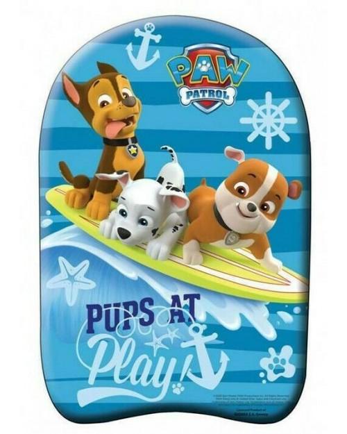 Swimming Float Kickboard Kids Character Paw Patrol 45cm