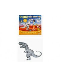 Job lot Box of 5 x Massive Dinosaurs Build colour play Create your own T-Rex