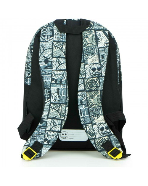 Devil emoji Backpack Rucksack Bag School Bag