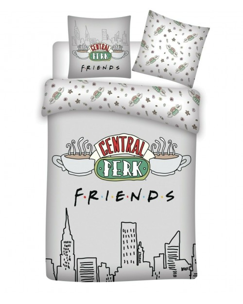 Friends Central Perk Single Bedding set