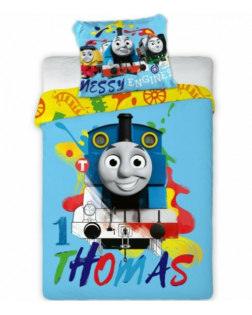 Thomas & Friends Toddler size Bedding Set bed cover Bed linen 100 x 135cm