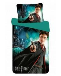 Harry Potter Wizard design Cover & Pillow Duvet cover Single bed set