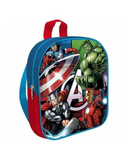 Avengers 24cm Backpack Bag Travel Bag Dance Football Swimming Child Kids
