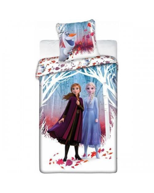 Frozen 2 Official Bedding Single Reversible Cover & Pillow Duvet cover disney 6