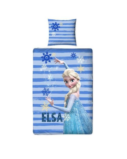 Disney Frozen Elsa Blue Bedding Single European size
