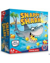 snappy shark fun family board game