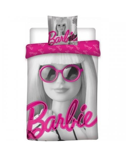 Barbie Pink Bedding Single Reversible Cover & Pillow Duvet cover Bed set