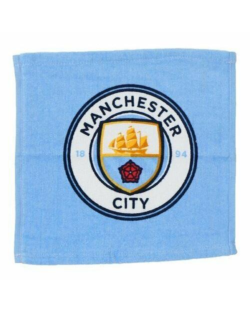 MAN CITY Manchester City Football Club Beach Towel Full Size 100% Cotton