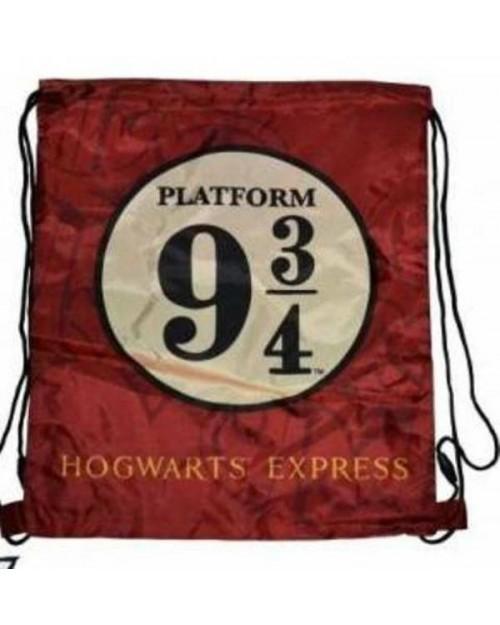 Harry Potter Drawstring Bag gym, swimming, football, dance, school